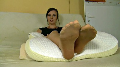 Nylon, Nylon feet, Sole, Nylons, Fetish, Scream