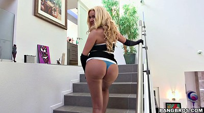 Summer brielle, Peep, Peeping, Solo big ass