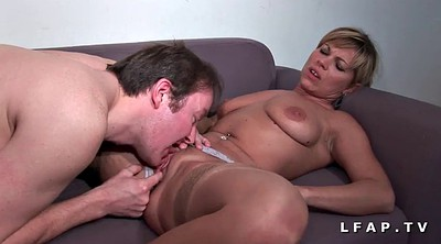 French, Casting anal, Anal casting