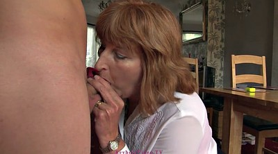 August, Mature anal, Granny anal
