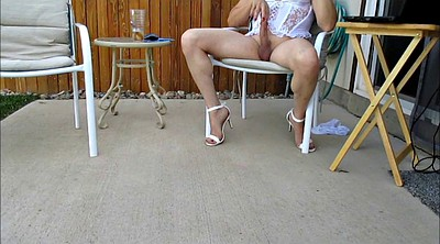 Gay feet, Cd, Outside