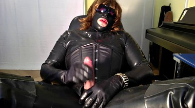 Dress, Gay porn, Gimp, Gay black, Black gay, Latex handjob