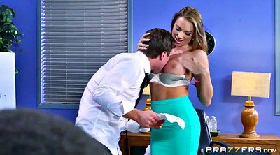 Brazzers, At work, Big tits at work, Brazzers anal