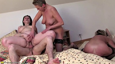 Granny boy, Mature party, Young boy, Mom boy, Mature boy, Old gangbang