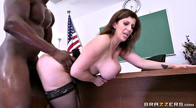 Desk, Bend over, Jay, Classroom