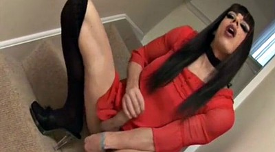 Shemale dildo, Crossdressers