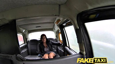Taxi, Taxi anal, Black rimming, In the car