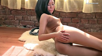 Asian solo, Asian virgins, Russia, Asian first