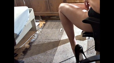 Heels, High heels, Crossdressers, Crossdressing