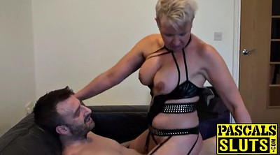 Treatment, Short hair milf, Short, Mature bdsm