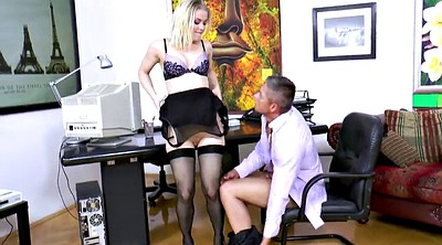 Secretary, Black stocking, Stocking black, Hollywood