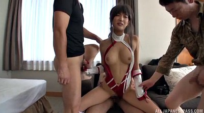 Japanese gangbang, Japanese friend