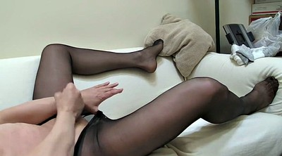 Dress, Pantyhose masturbation, Solo girl, Ebony pantyhose, Black pantyhose
