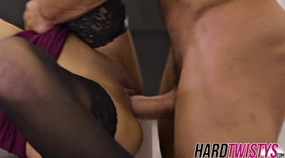 Throat, Hot ride, Office masturbation