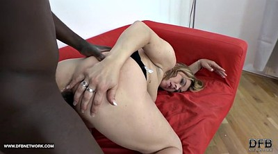 Mom, Caught, Step mom, Mom black, Swallowing, Black mom