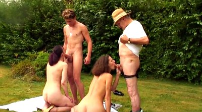 Young group, Old young anal