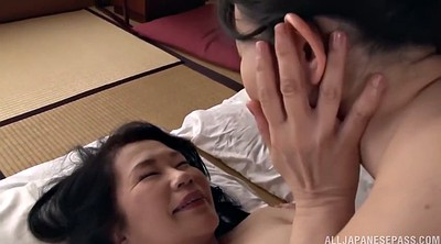Asian mature, Woman