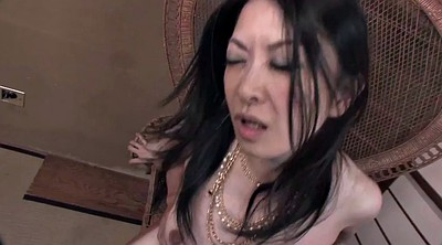 Japanese gangbang, Japanese blowjob, Hairy milf, Hairy group