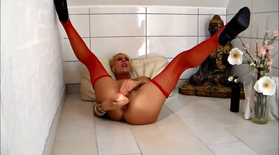 Stockings fuck, Premium, Blonde hardcore
