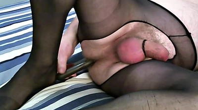 Accident, Pantyhose anal, Accident anal, Gay pantyhose, Erotic anal, Anal pantyhose