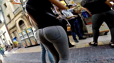 Voyeur, Candids, Candid big ass