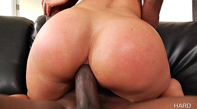 Black anal, Cowgirl