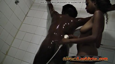 Busty, African, Africans, Lesbo