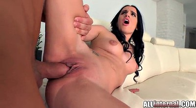 Creampie, Pov creampie, Big foot