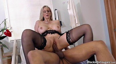 Julia ann, Mature, Old and young, Young boy, Mature and boy, Mature interracial