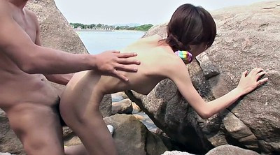 Japanese teen, Couples, Japanese handjob, Japanese couple, Outdoor teen, Japanese strip