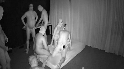 Group sex orgy, Party orgy