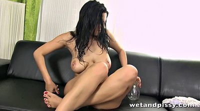 Fetish, Through, Pantyhosed, Pantyhose piss, G queen, Pantyhose sex