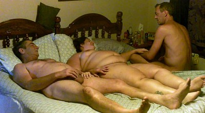 Wife threesome, Milf wife, Bbw wife, Bbw threesome