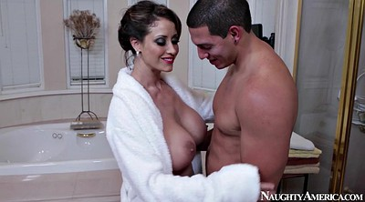 Eva notty, Busty mom, Mom shower, Mom and, Latina mom, Eva notty mom
