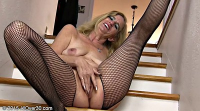 Pussy gaping, Mature black