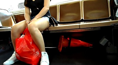 Bus, Close, Asian bus, Sexy legs, Hidden teen, Asian cam