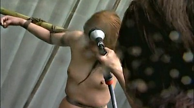 Japanese tied, Japanese bondage, Hose, Water, Asian tied, Tie up