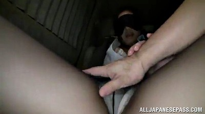 Car sex, Asian pantyhose