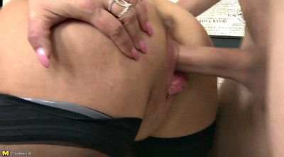 Mom, Saggy tits, Mature mom, Taboo mom, Saggy granny