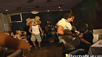 Bear, Cfnm, Dancing bear, Cfnm party