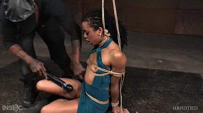 Bbc, Tied, Tied up, Tied blowjob