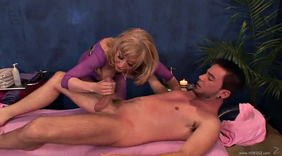 Nina, Nina hartley, Mature massage