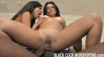 Huge cock, Go black