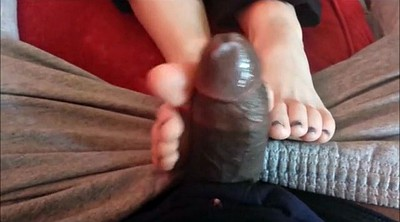 Foot, Footjob, Girl foot