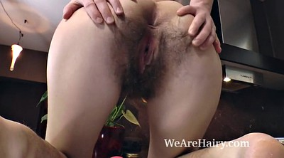 Kitchen, Russian hairy, Hairy russian