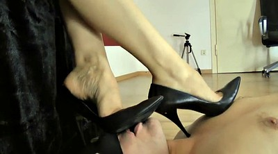 Leather, Shoes, Stilettos, Heel fetish