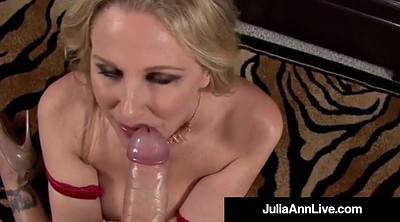 Julia ann, Julia, Ann, Dirty talk, Dirty mature