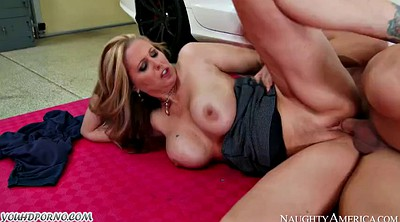 Julia ann, Big blonde