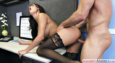 Peta jensen, Big tits at work
