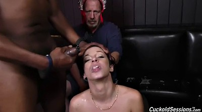 Black, Hubby, Jada stevens, In front of